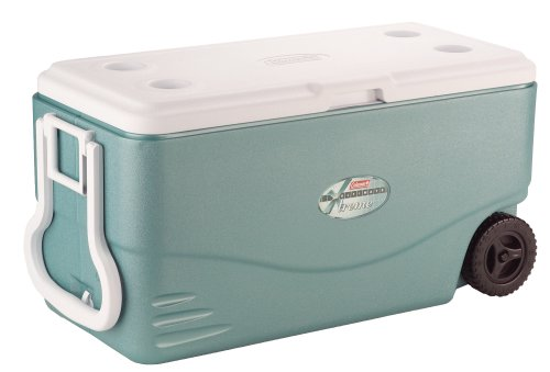 Coleman 6-Day 82 Qt. Ultimate Xtreme Wheeled Cooler