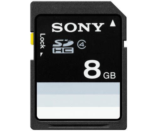 Sony 8gb Memory Card