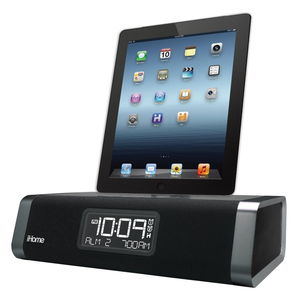 iHome iDL95 Lightning Dock Clock Radio